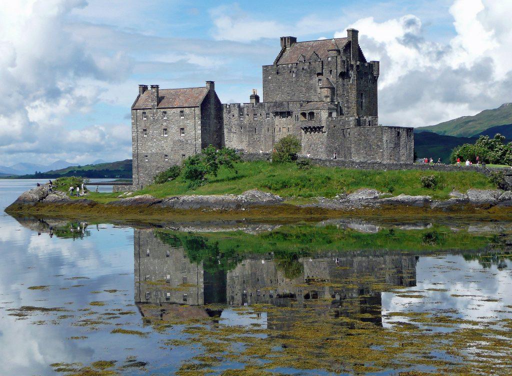 Las bellezas de Escocia.