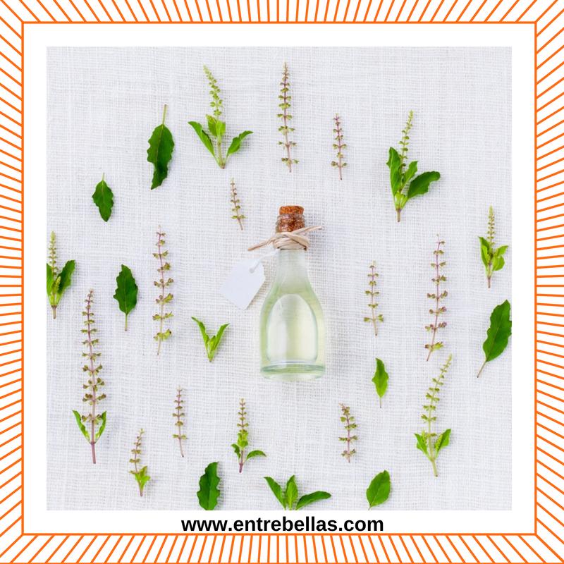 Las propiedades de los aceites esenciales depende de los componentes de éste.