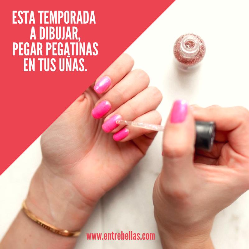 A decorar tus uñas
