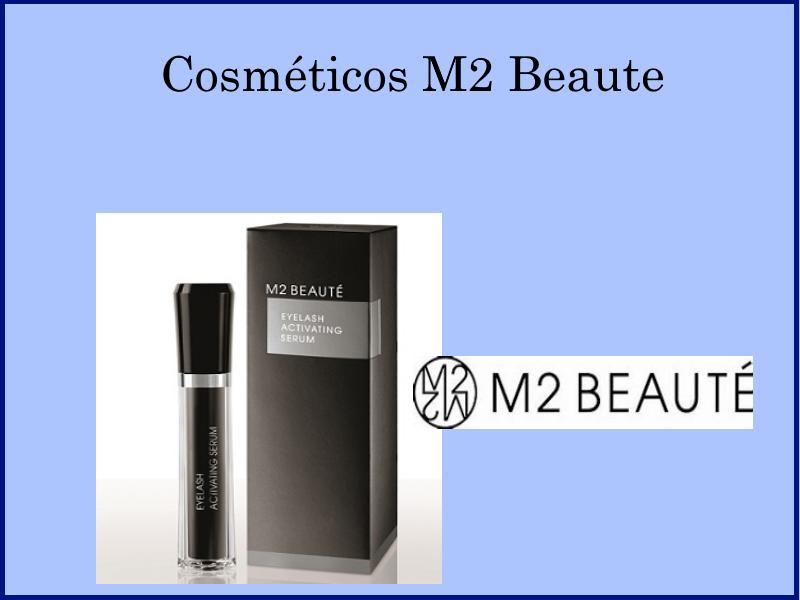 Cosméticos  M2 Beauté
