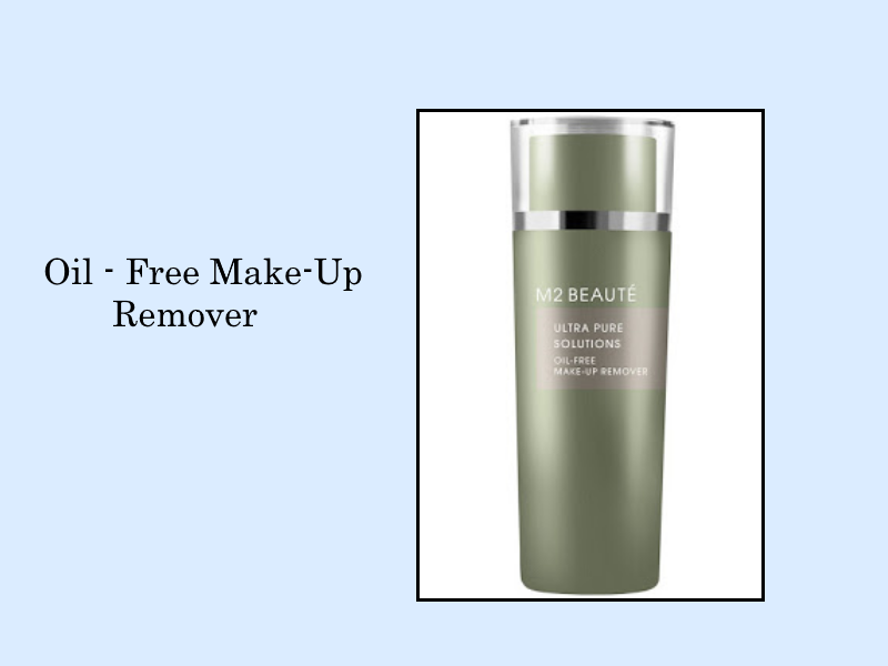Oil-Free Make-Up Remover.