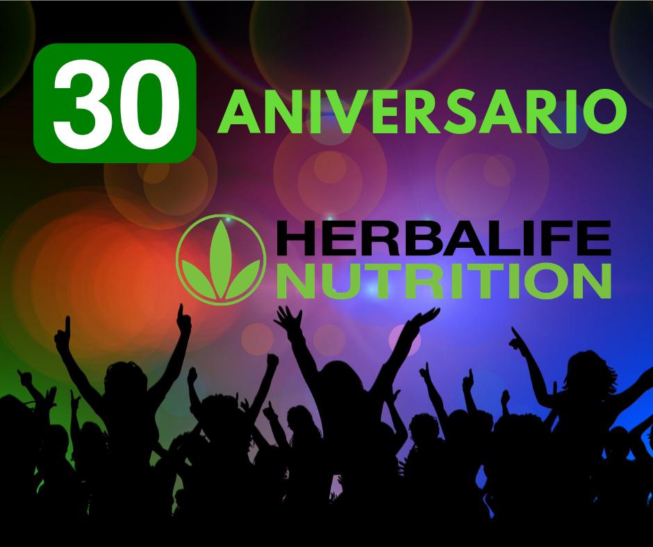 30 Aniversario de Herbalife Nutrition España