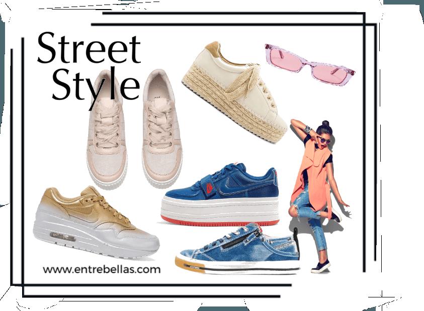 Sneaker o zapatillas