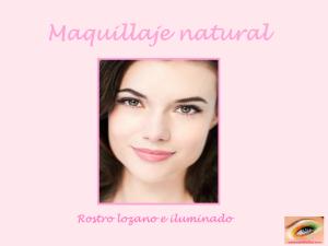 Maquillaje rápido y sencillo